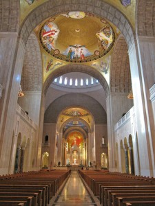 """""""National Shrine of the Immaculate Conception"""", Washington D.C., 20th century"""