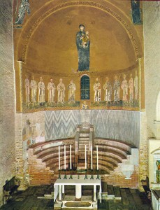 Cathedral on the Island of Torcello, Venetian Lagoon