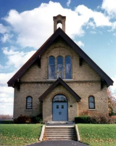 Good Shepherd church, Henrietta