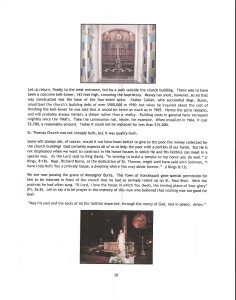 St Thomas Apostle History 001